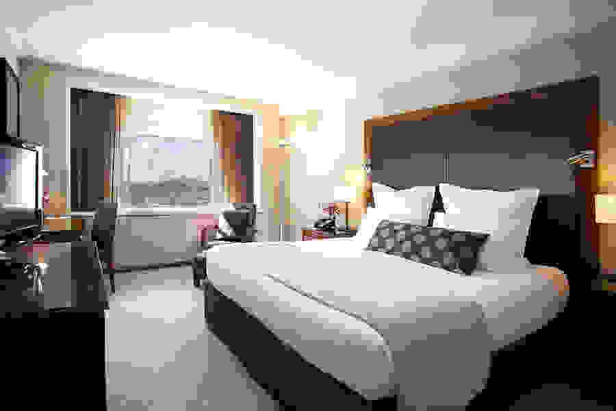 Drei Familienzimmer mit je zwei Schlafzimmer